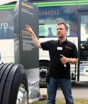 Continental presenta en Viena su nueva generación de neumáticos premium para transporte de pasajeros