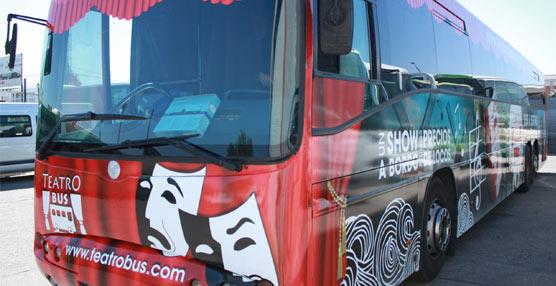 Teatro Bus lanza 'Spanish Music', la primera obra teatral para disfrutar durante los desplazamientos turísticos