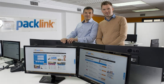 La española Packlink.es inicia su expansión internacional con la puesta en marcha de su filial alemana