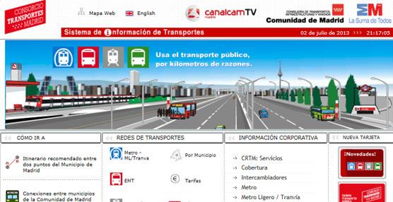 El BOE publica nuevos nombramientos en el Consorcio de Transportes de Madrid