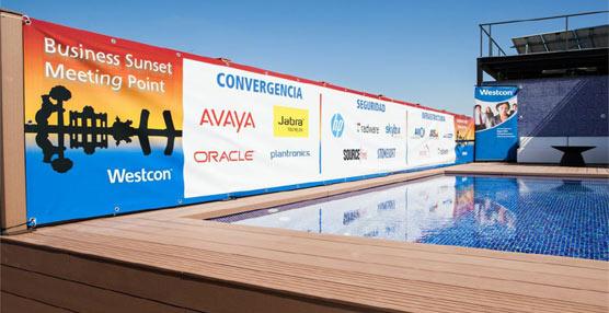 La compañía Westcon reúne a sus principales clientes del sector TI en su Business Sunset Meeting Point