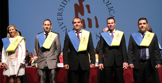 Michelin alcanza los 200 alumnos en su grado propio de formación universitaria Maden