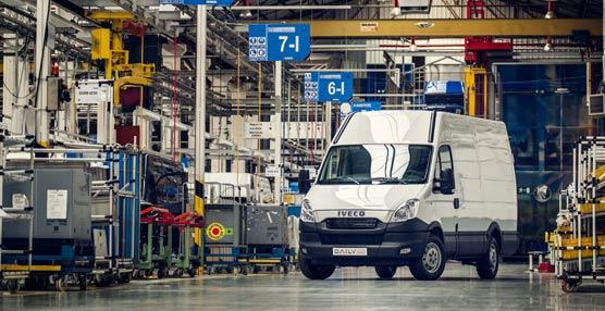 Las ventas del modelo Daily han sido uno de los motores del crecimiento de Iveco en España