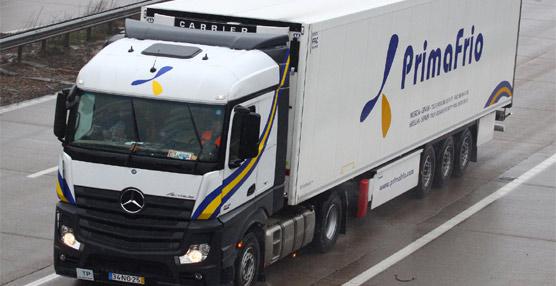 Mercedes-Benz y Primafrio sellan un acuerdo para la adquisición de 400 nuevos camiones