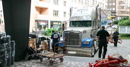 TimoCom presta ayuda a las zonas afectadas por las inundaciones de las últimas semanas en la República Checa