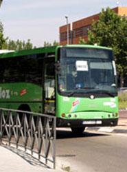La línea de autobús 334 de Rivas Vaciamadrid tendrá una parada en la puerta del nuevo centro de salud