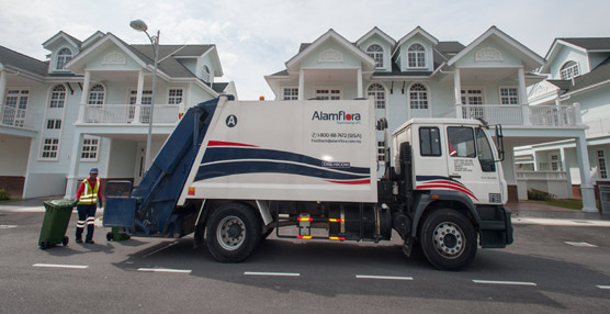 La empresa de eliminación de residuos de Malasia afianza su flota municipal de camiones CLA de MAN