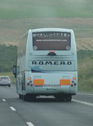 El gobierno modifica la delegación de facultades a las Comunidades Autónomas en el transporte por carretera