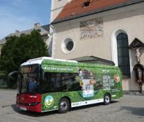ElUrbino deSolaris comienza afuncionar en la ciudad austriaca de Klagenfurt