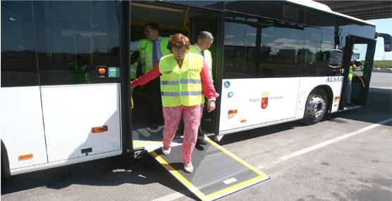 Cuatro autobuses nuevos se incorporan a la red urbana de la ciudad deCartagena