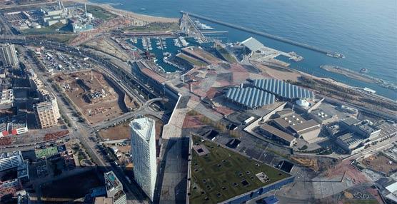 Los agentes inmobiliarios de Barcelona comercializarán el alquiler de los espacios disponibles en el CZFB