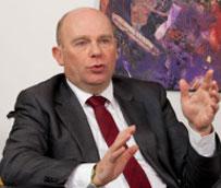 Jean-Charles Deconninck, director de Generix Group,nuevo miembrodel Consejo de la Asociación Europea de la Logística