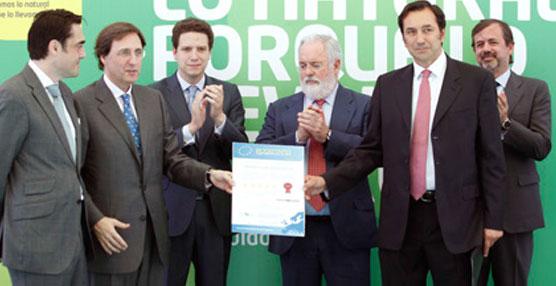 El Instituto Vasco de Logística suma al programa ECOSTARS 761 vehículos del Grupo Leche Pascual