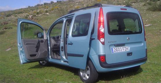 El grupo Renault aumentó un 0,9 % su cuota de mercado en la venta de vehículos comerciales hasta Junio de 2013