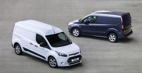 Ford lanzará a finales de 2013Transit Connect, una nueva furgoneta que ofrece 'innovadoras soluciones'