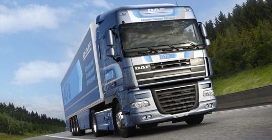 El DAF XF105premiado con el 'Fleet Truck of the Year 2013' en los 'Motor Transports Awards'