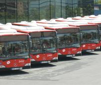 Barcelona sufrirá mañana una nueva huelga de autobuses urbanos en toda la ciudad