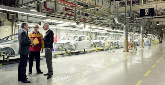 DHL insta al sector Automoción a re-evaluar con urgencia sus modelos de cadena de suministro