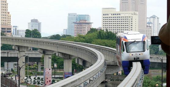 GMV gestionará el transporte público de la ciudad malaya de Kuantan