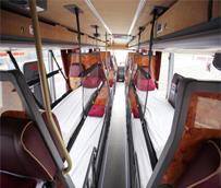 Van Hool entrega 10 autobuses-cama de lujo a la empresabritánica Stage Coach