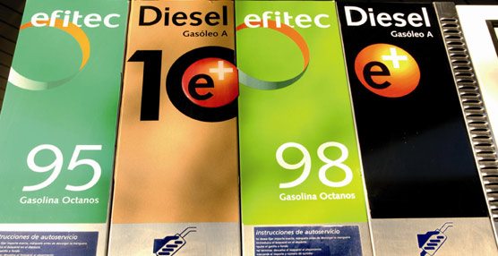 Repsol reducirá todos los viernes el precio de los carburantes en sus estaciones de servicio de toda España