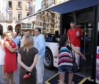 Zamora continúa renovando su flota con dos nuevos autobuses Mercedes Benz
