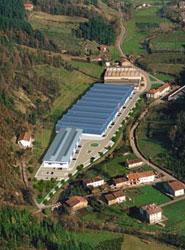 Una empresa de materiales refractarios ocupará 1.262 metros cuadrados en el polígono Intxausti de Zegama