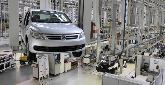 Las ventas de Volkswagen se mantienen estables durante el primer semestre del año