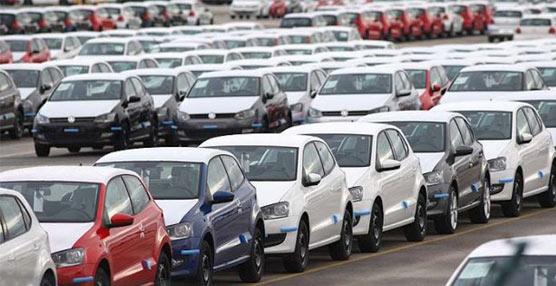 Las matriculaciones de coches de pasajeros en Europa caen un 6,6% el primer semestre