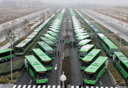 El Consorcio Regional de Transportes de Madrid reordena las conexiones de autobús entre municipios de la Sierra Norte