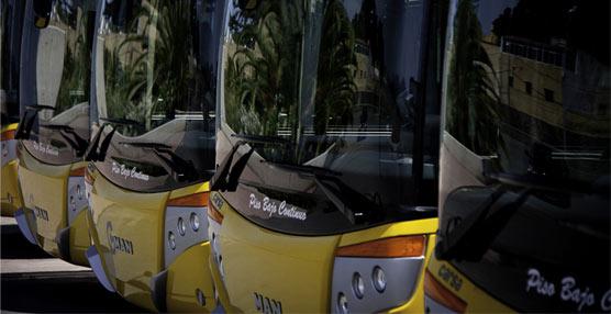 Las matriculaciones de autobuses y autocares vuelven a descender en el mes de junio un 49,4%