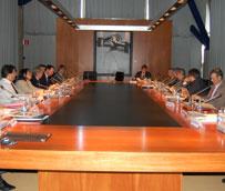 Constituidala comisión de internacionalización de BCL que potenciará el tejido empresarial local del sector logístico