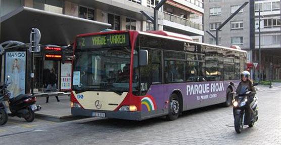 Logroño presenta un nuevo plano de bolsillo con toda la información de las líneas urbanas de la ciudad