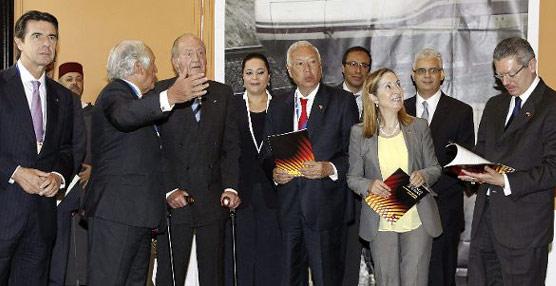 Fomento apuesta por la creación de infraestructuras de transporte queconecten España y Marruecos