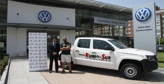 Volkswagen cede tres vehículos a 'Madrid Rumbo al sur', un proyecto solidario en África