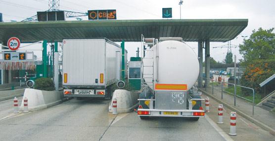 Los transportistas catalanes, tajantes: