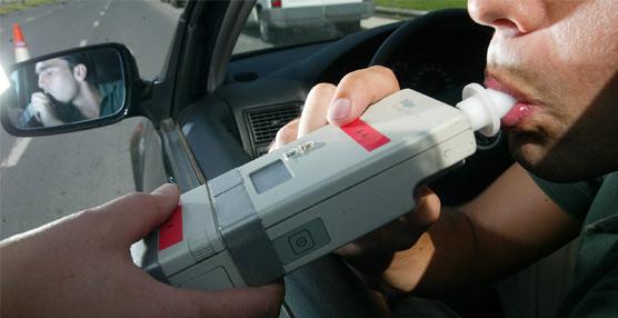 Ocho millones de conductores creen en los trucos para burlar controles de alcoholemia