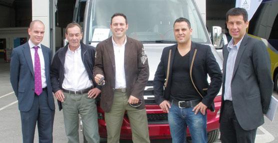 La empresa de transporte Alaibus recibe una unidad Corvi PMR de Car-bus.net