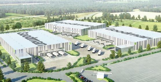 Goodman inicia la construcción de un hub de exportación de 24.000 metros cuadrados para Volkswagen