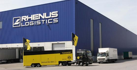 Rhenus, elegida por el Borussia Dortmund para la gestión logística de su merchandising