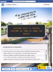 La DGT pone en marcha una campaña de verano para concienciar sobre la responsabilidad en la carretera