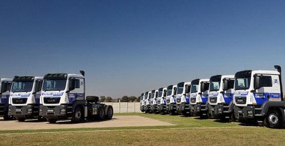 El operador logístico sudafricano Reinhard Transport Group adquiere 140 tractoras MAN TGS.27.440