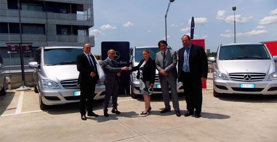Avis adquiere más de 620 furgonetas de Mercedes-Benz para su alquiler en España, Portugal e Italia