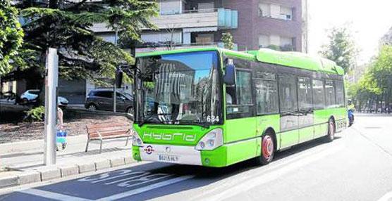El autobús híbrido Citelis de Iveco inicia pruebas en el transporte urbano de Pamplona yLleida