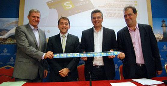 TITSA lanza nuevos bonos sociales para los usuarios del transporte público urbano en Santa Cruz de Tenerife
