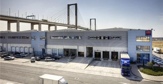 La Zal de Sevilla, el centro logístico más importante del sur de España