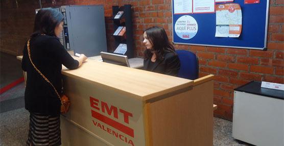 Las quejas de los usuarios de EMT Valencia se reducen un 20,76% durante el primer semestre de 2013