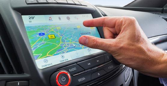 El Nuevo Opel Insignia cuenta con nueva generación de info-entretenimiento con Touchpad ycontrol por voz