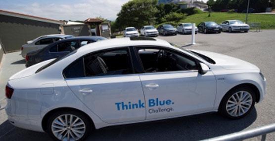 Un ingeniero y un historiador han sido los ganadores de la competición Think Blue Challenge 2013