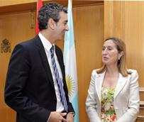 España y Argentina firman un acuerdo para cooperar en materia ferroviaria